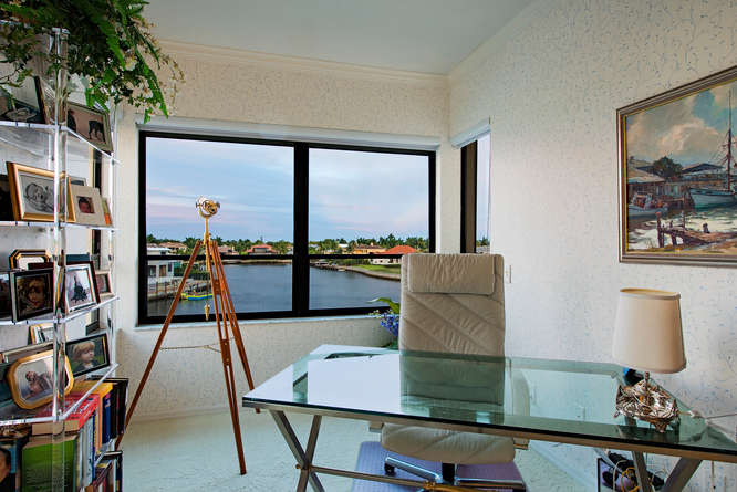 Rarely Available Pent House-small-008-Office in Master Bedroom-666x445-72dpi