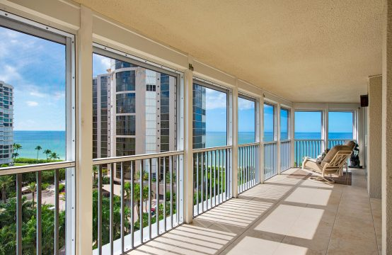 Monaco Beach Club #1105 – 4401 Gulf Shore Boulevard N